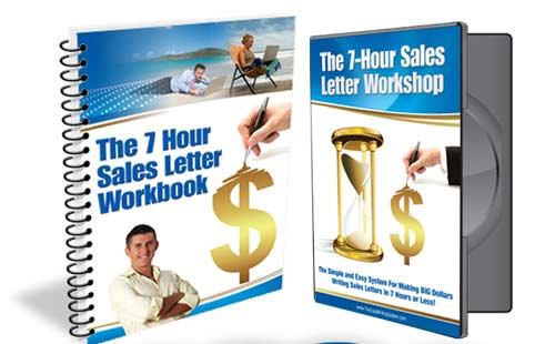 7 Hour Sales Letter Products